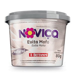 Anti Mofo Noviça Evita Mofo 80g Natural - Bettanin