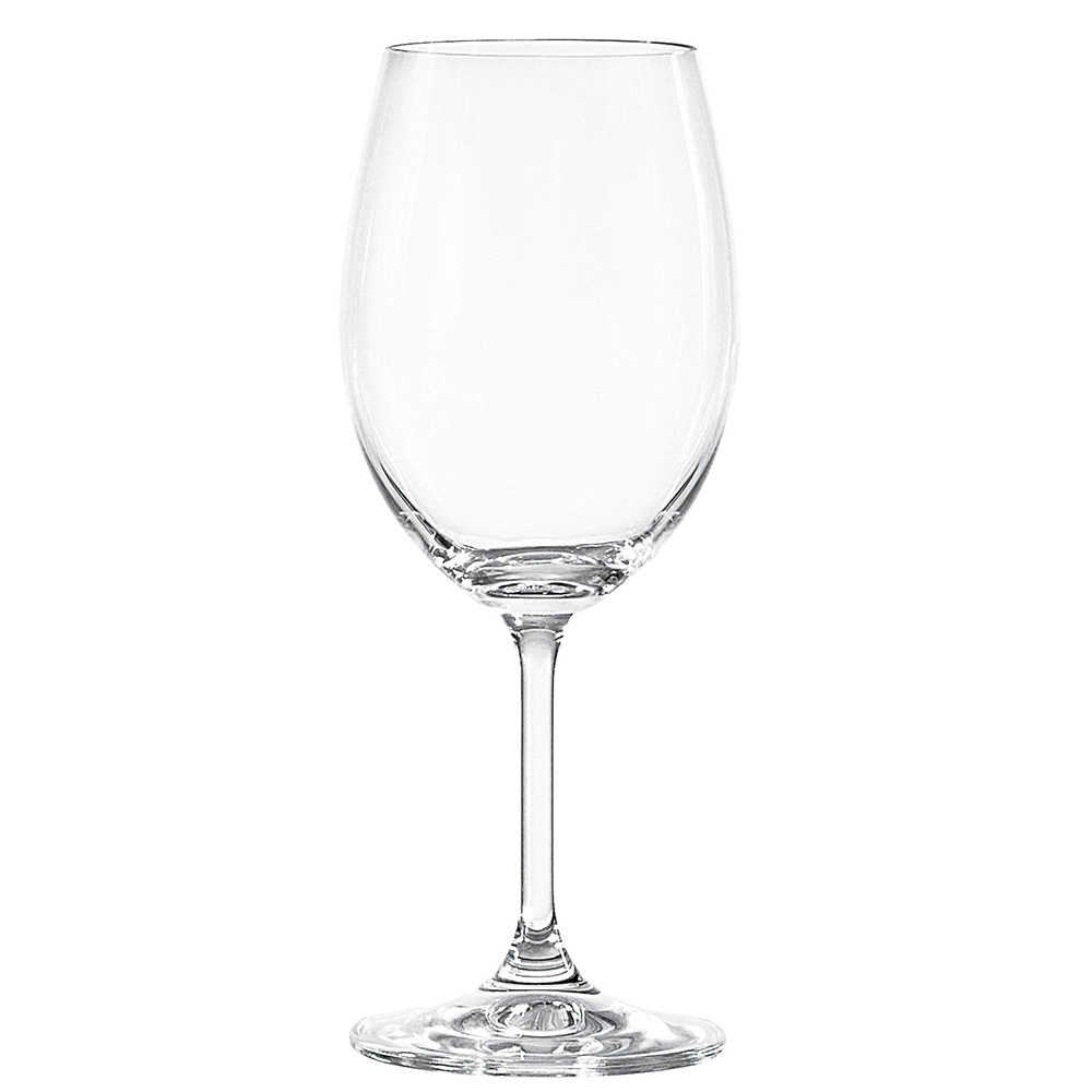 Taça de Cristal para Vinho Tinto For Your Home 350mL - Bohemia